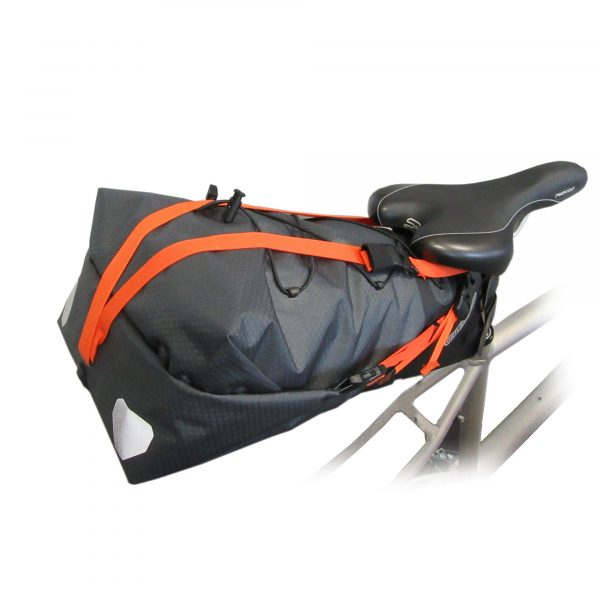 Ortlieb Straps Seat Pack